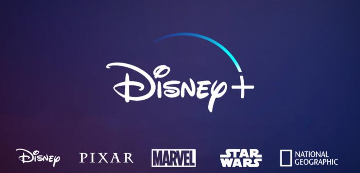 Walt Disney startet Disney +