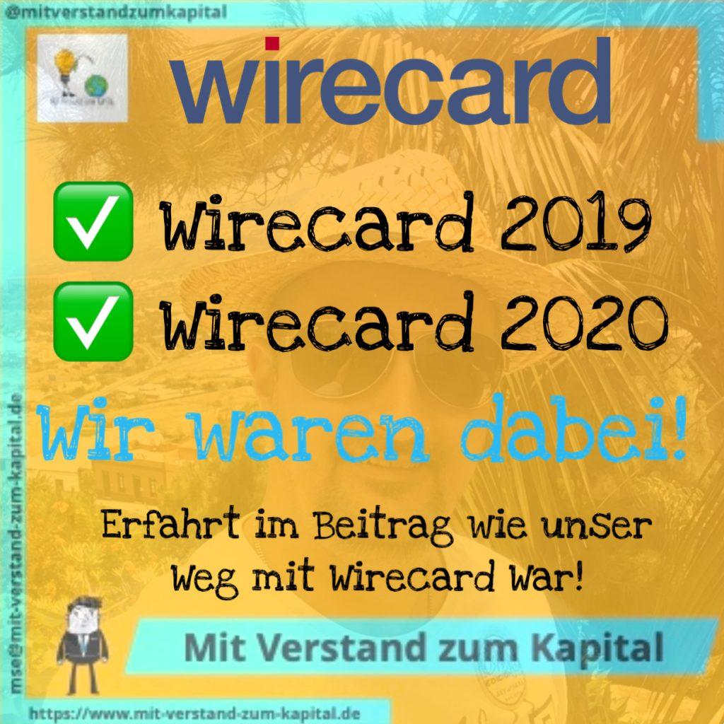Unsere Fehler im MVzK Depot Wirecard