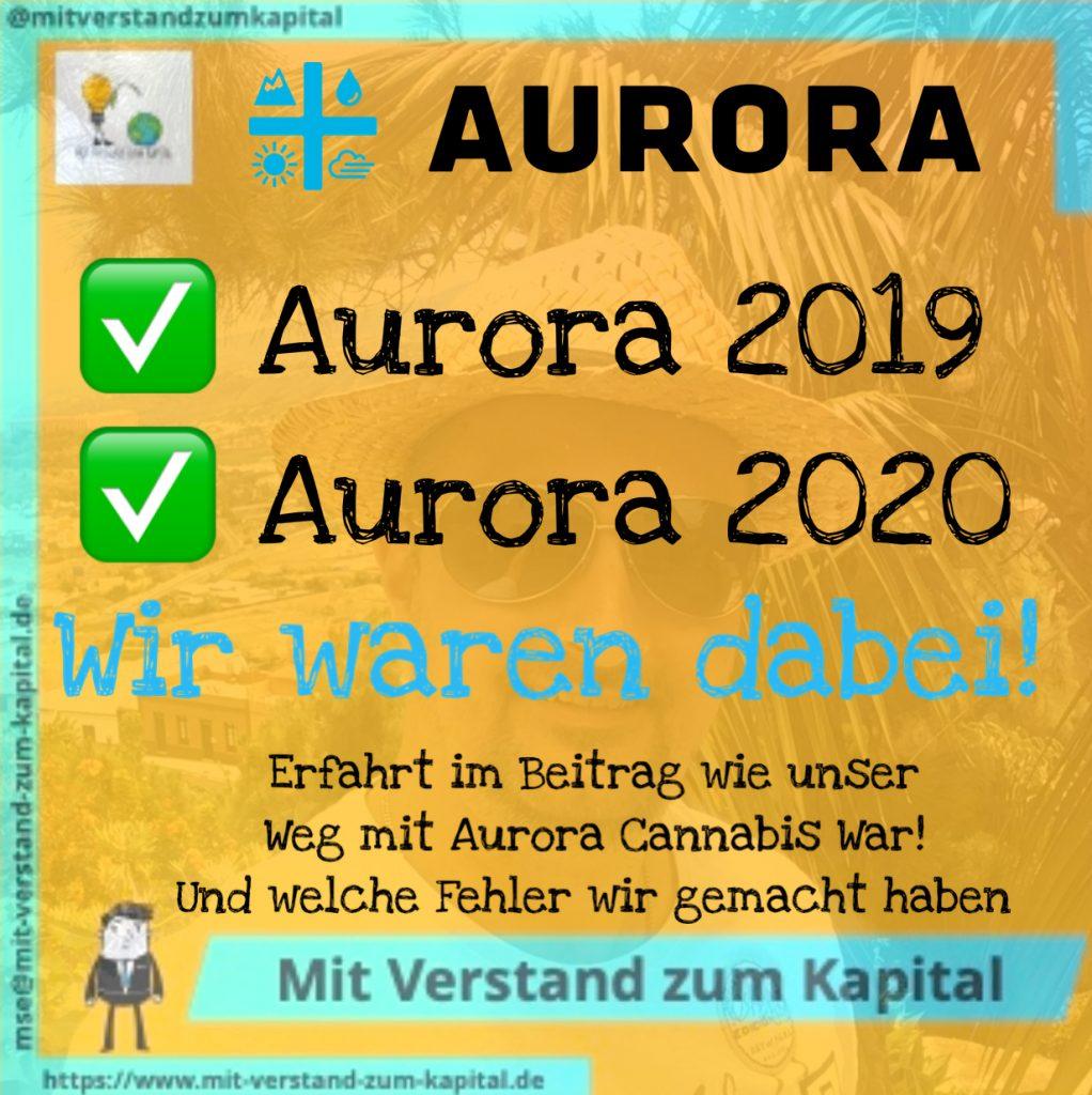 Unsere Fehler im MVzK Depot Aurora Cannabis